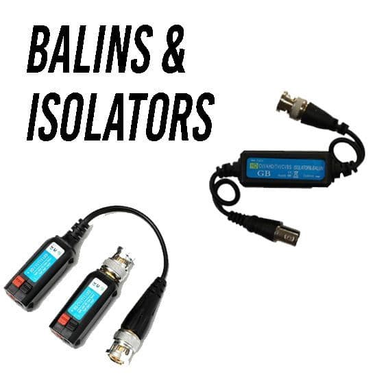 Baluns & Isolators
